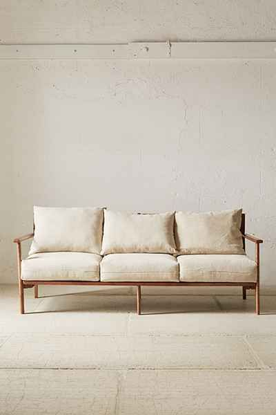 Urban Sofa Gallery Recamier Settee 359 Best At Home Images On Pinterest Colorful Houses Couches And Paxton Outfitters Mixed Material With A Rustic Feel Features Mango Wood Frame Pl