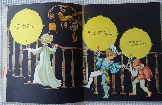 Nursery RhymeVintage Book