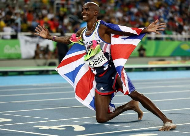 Rio 2016: Day 15 wrap-up as GB sets new record tally with Mo Farah, Liam Heath and Nicola Adams all taking gold