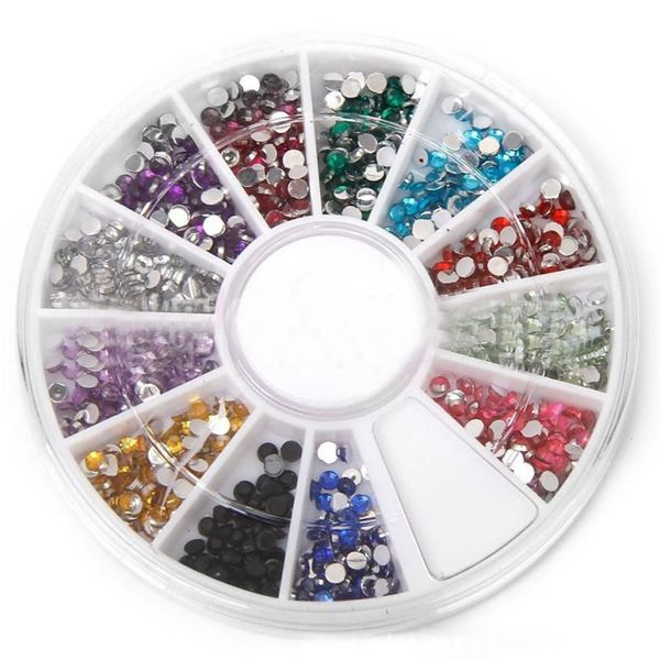 23 best nails images on pinterest nail art nail designs and enamel 12 color nailart manicure wheels prinsesfo Choice Image