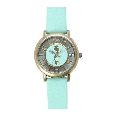 디즈니 인어공주 시계 Disney The Little Mermaid Kiss The Girl Mint Watch #watch #disney  ₩30,100