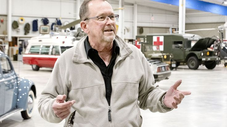 Mid America Museum of Aviation & Transportation preserves 'moving' history - Sioux City Journal