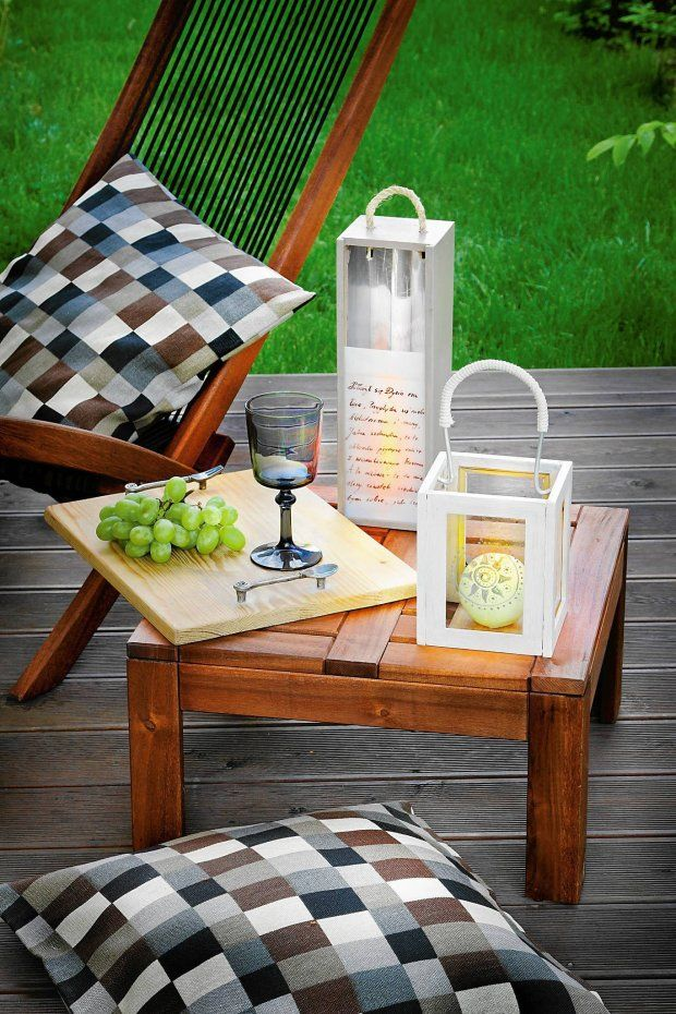 outdoor candle lanterns made of photo frames for this outdoor candle lantern you need 4 - Outdoor Candle Lanterns