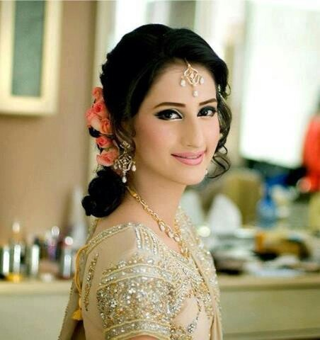 17 Best images about Cultural wedding hair makeup on ...