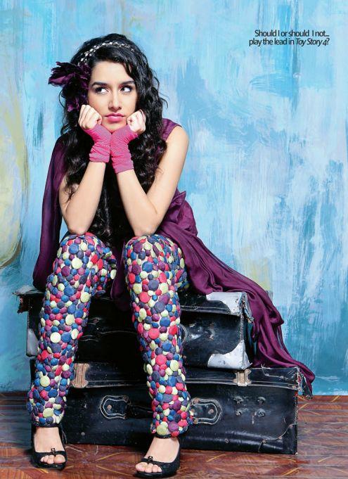 Latest Cutest Photoshoot of Shraddha Kapoor