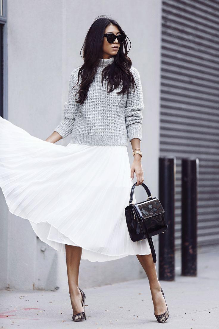 116 best tzniut fashion images on Pinterest | Midi skirt, Skirts ...
