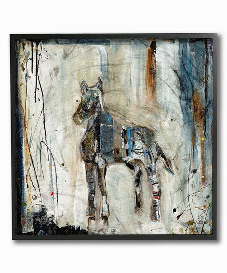 25 Best Ideas About Abstract Horse Painting On Pinterest
