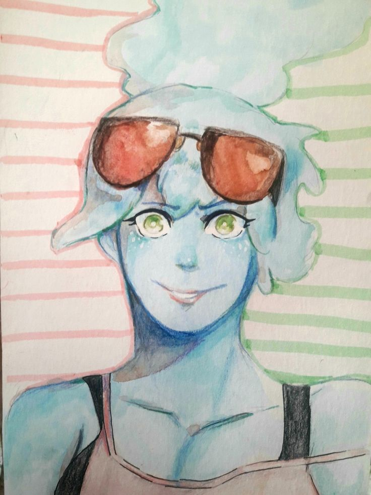 By dshioode (Monster Prom Polly Geist) in 2020 Monster