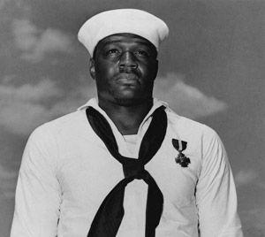 Doris Miller served during Pearl Harbor attack.
