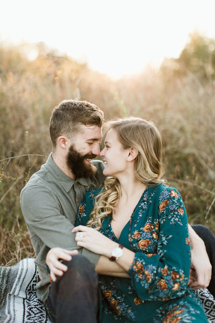 This Savannah surprise engagement shoot is the sweetest thing | Image by Stefanie Keeler Photography