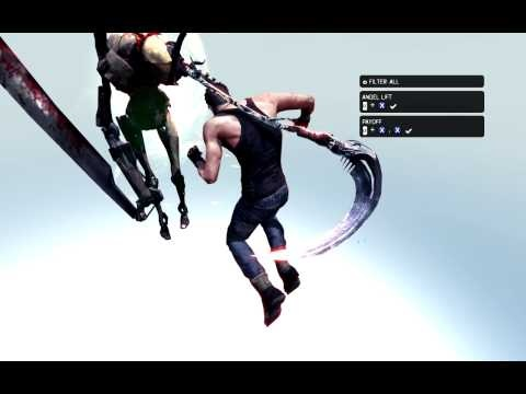 DmC - Devil May Cry Combos - Advanced Combo 4 (Jump Canceling) - YouTube