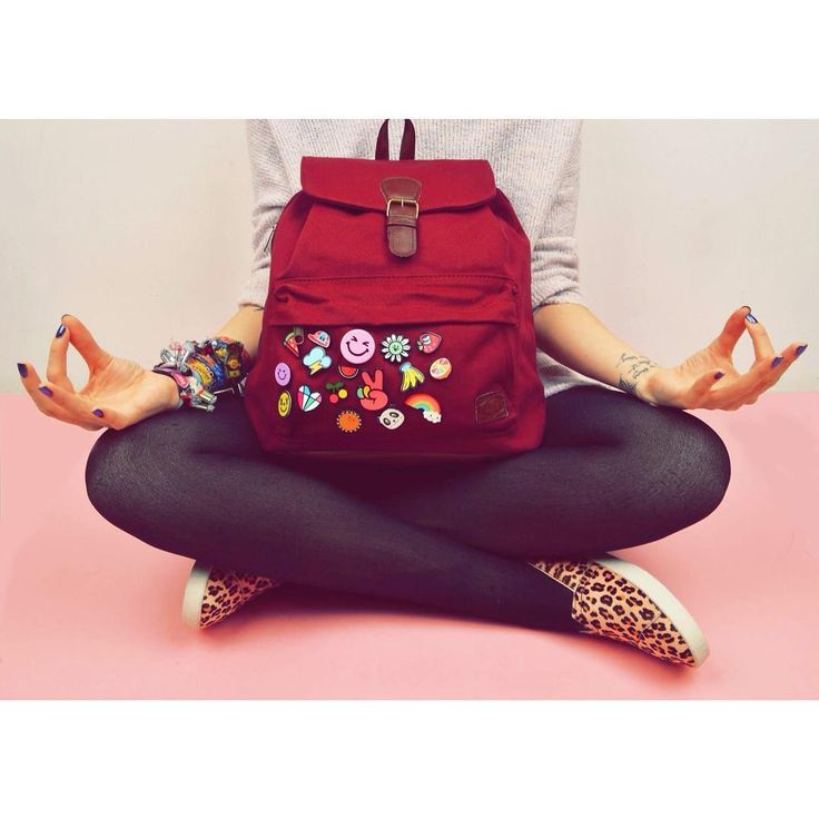 Pin-up girl ⚡️ funny pin szputnyikshop maroon canvas backpack toms slip-on shoes smiley inner peace accessories