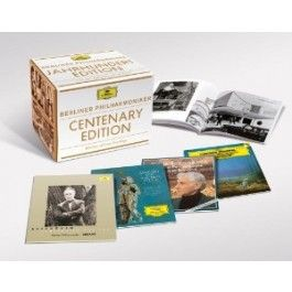 Berliner Philharmoniker Centenary Edition Various Artists 50CD