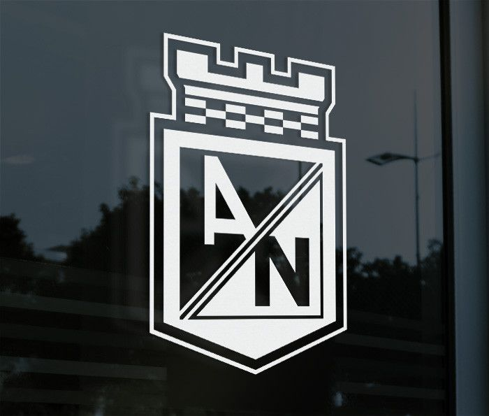 Atletico Nacional Medellin Colombia Decal Sticker