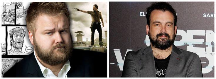 """Nacho Vigalondo y el creador de  """"The Walking Dead""""  Robert Kirkman  adaptarán al cine el cómic  """"The Comeback""""."""