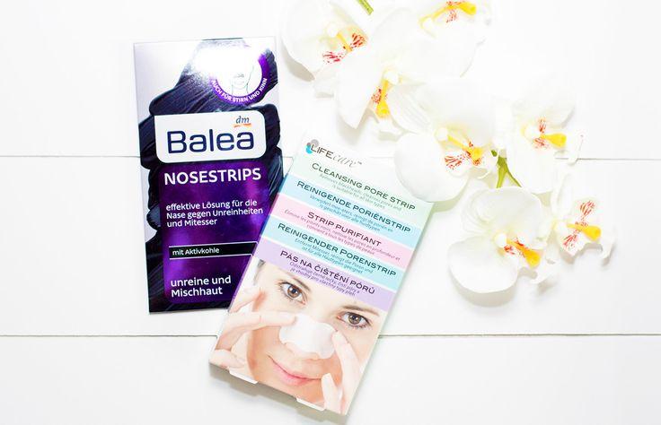 Die bessere Alternative zu den Balea Aktivekohle Nosetrips
