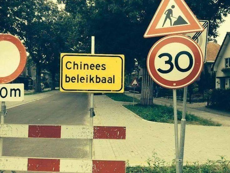 Chinees Beleikbaal - 50plusser.nl