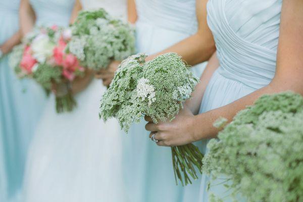 Queen Anne's lace #bouquet   Angela Cox