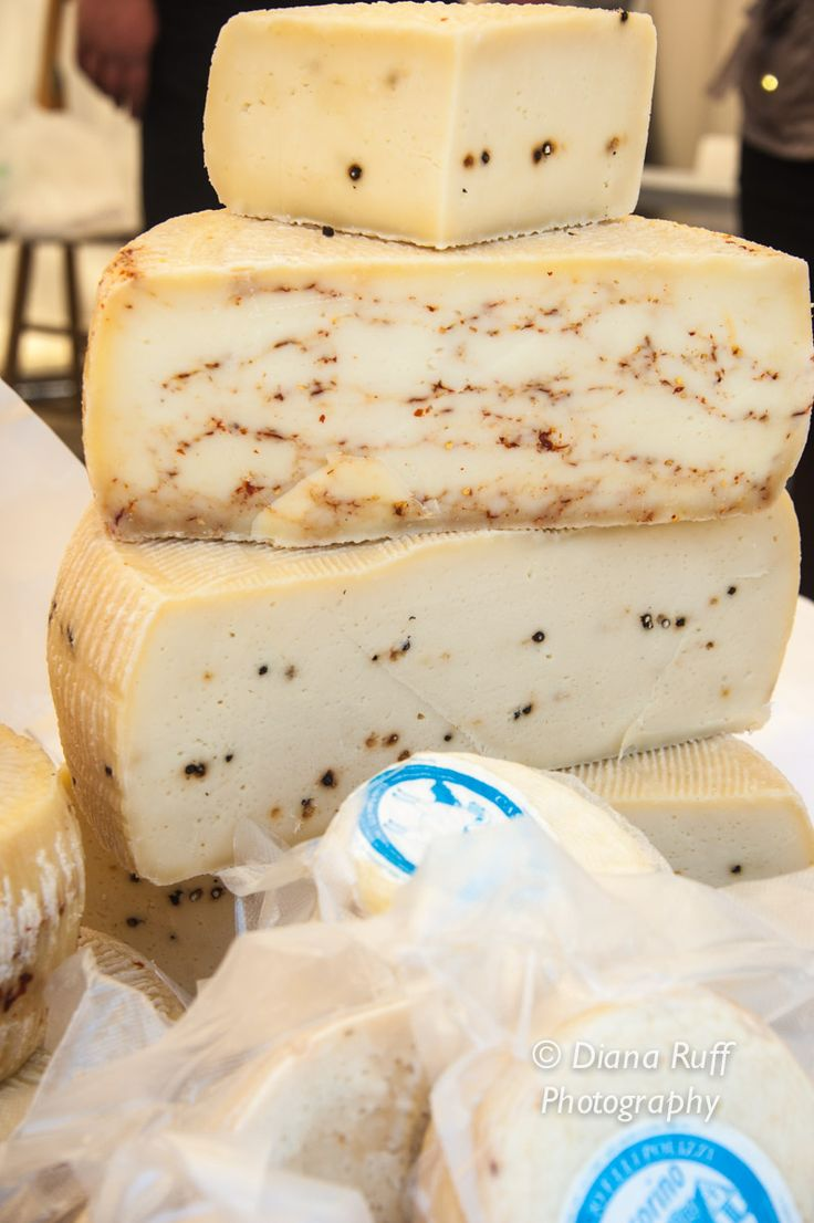The most delicious cheeses you can imagine and found in do many villages in Sicily