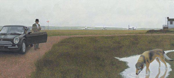 Waterville 2003' by Alex Colville Copyright A.C.Fine Art