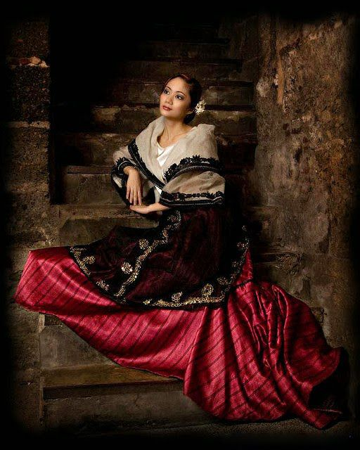 17 Best images about Traditional Filipino outfits on ...