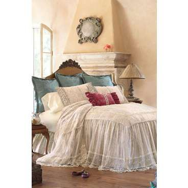 17 Best Images About Skirted Coverlet On Pinterest Silk