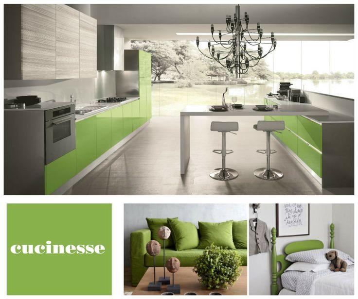 #Greenery è stato scelto come colore dell'anno 2017: non un verde qualsiasi ma una tonalità rigenerante, simbolo di vitalità e di un nuovo inizio, che evoca la primavera e fa sperare nel futuro. 🌱 💚 🍃 - http://bit.ly/2joYEzT