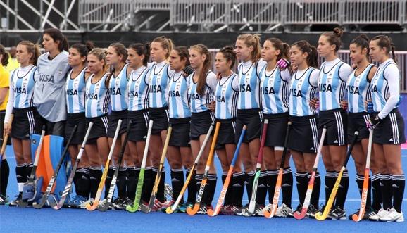 Argentina Womens National Field Hockey Team Aka -1834