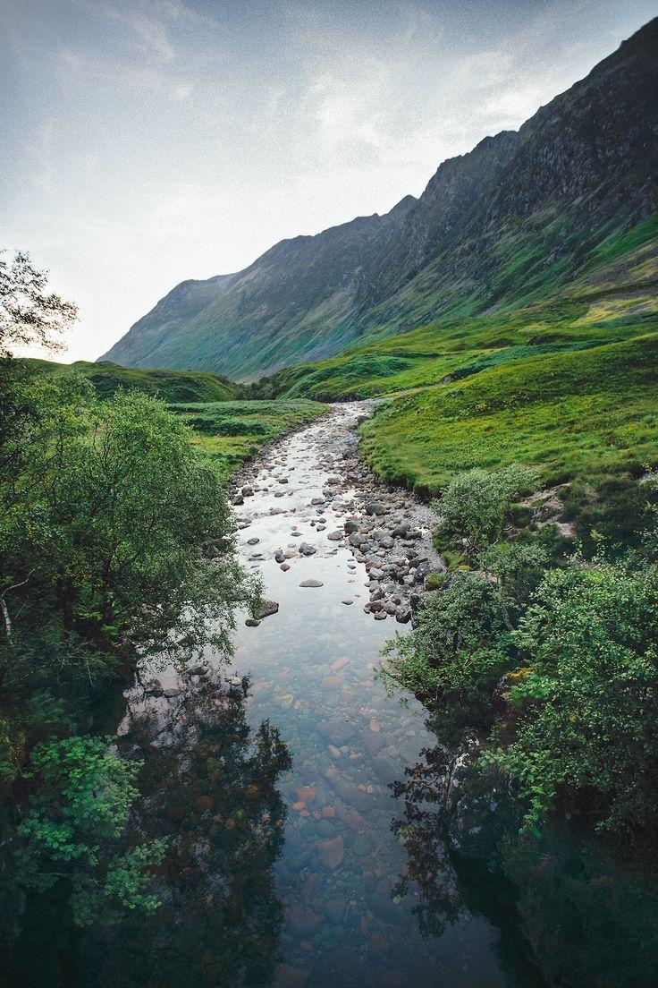 shaefierce:  The Lost Valley   Glencoe, Scotland © Erika Weeks