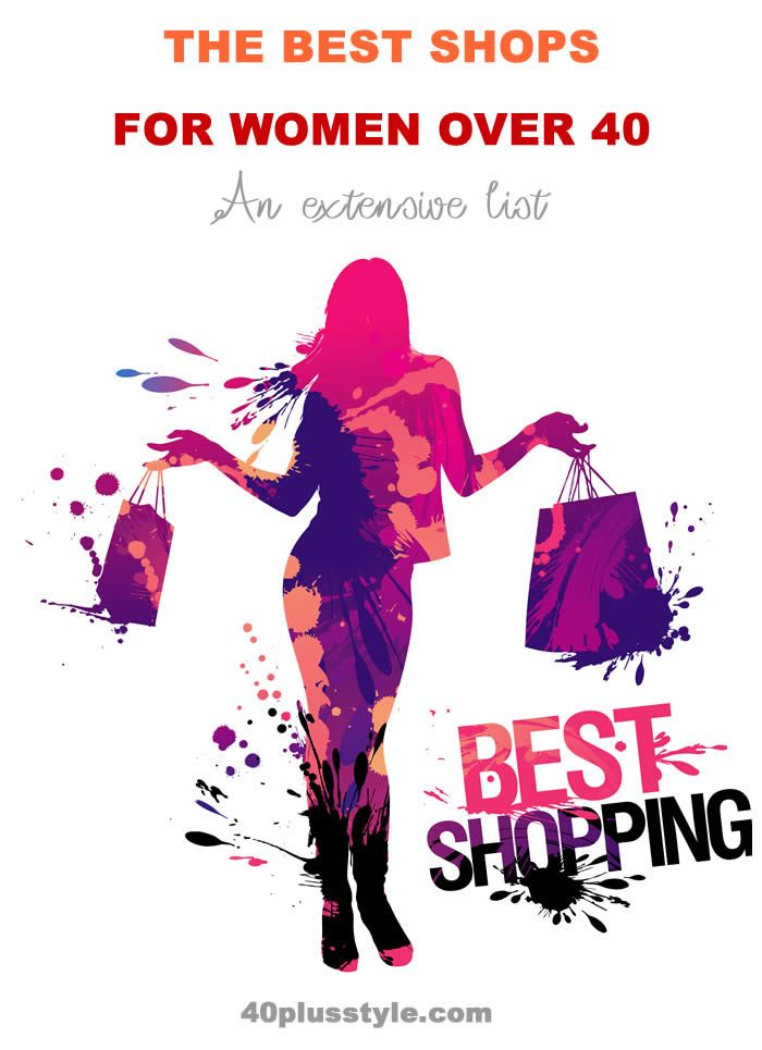 03c05d969a5a5 The best online shops for women over 40 – purchase your clothing and beauty  products online | 40plusstyle.com