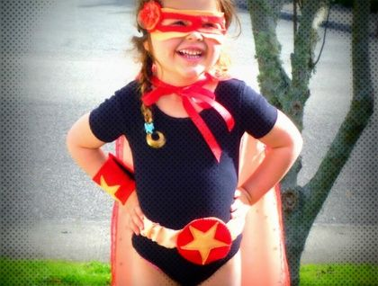 Girls Super Hero Kit!!