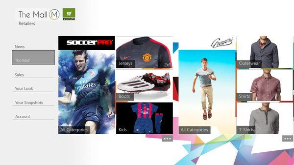 New #shopping experience for #Xbox users, try on and buy from TV