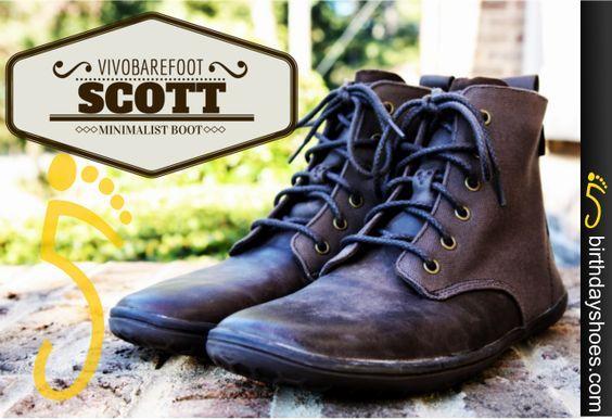 Vivo Barefoot Scott Minimalist Boot Review--Ready for Winter