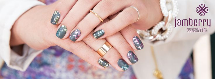 Jamberry Fall Catalog 2015 Cover