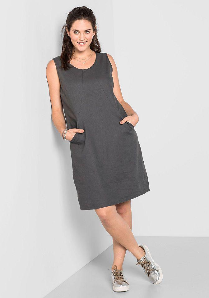 sheego Casual Trägerkleid Jetzt bestellen unter: https://mode.ladendirekt.de/damen/bekleidung/kleider/sonstige-kleider/?uid=71c14246-d224-5452-9154-7d3675073643&utm_source=pinterest&utm_medium=pin&utm_campaign=boards #sonstigekleider #kleider #bekleidung