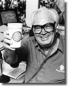 Remembering Harry Caray ... LOVED him!!!