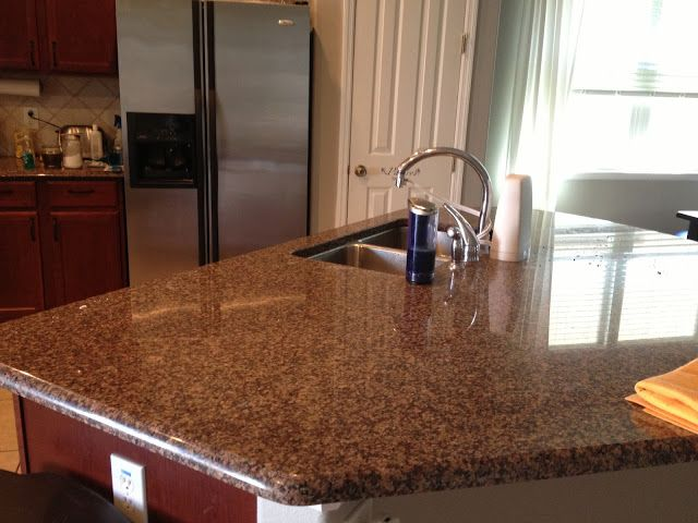 How to Clean Granite Naturally the RIGHT way |Overthrow Martha
