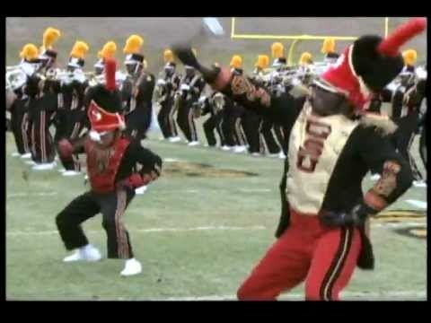 Inside The Game: Band of the Week - Grambling State Marching Band (Show #10 11/10/11)