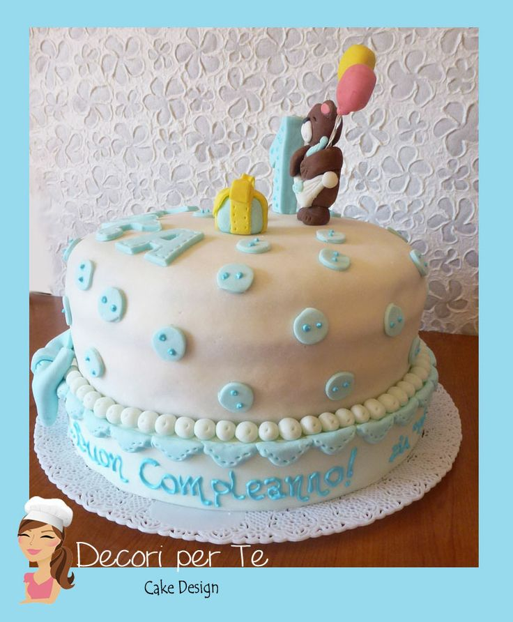 7 best CAKE DESIGN images on Pinterest Baby boy birthday cake