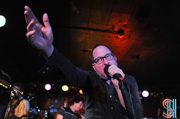 Live Music: The Hold Steady & Single Mothers at The Horseshoe Tavern, Toronto  http://bit.ly/13dhGyu