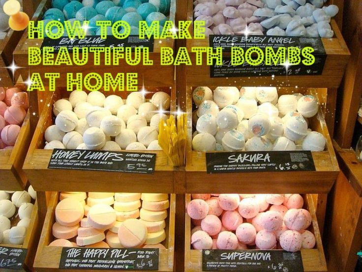 How To Make Amazing Homemade Bath Bombs: A Detailed Step by Step Guide
