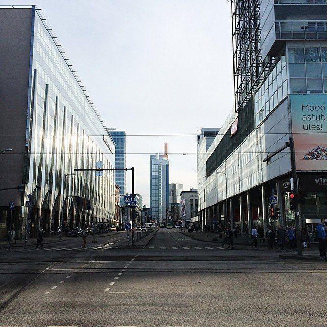 Postimaja, Tallinna
