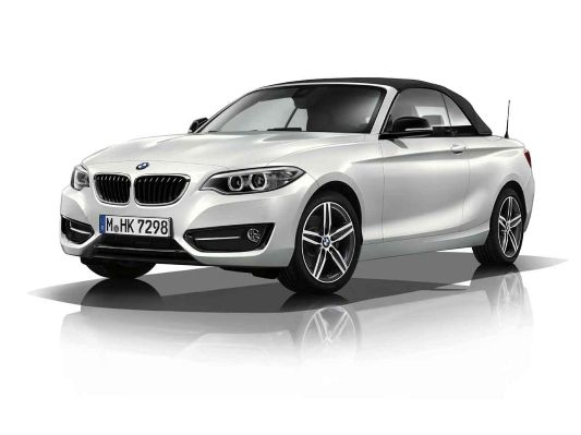 BMW 2 Series Convertible (F23), 220d, light-alloy wheel star-spoke 379