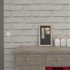 best 25 papier peint effet brique ideas on pinterest papier peint effet bois chambre papier. Black Bedroom Furniture Sets. Home Design Ideas