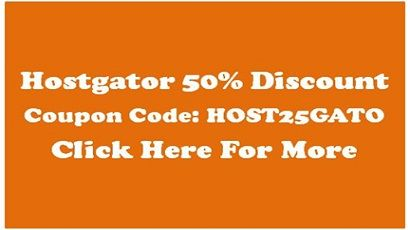 Hostgator Coupon Code 2014 – Up to 50% Discount On Web Hosting Plans