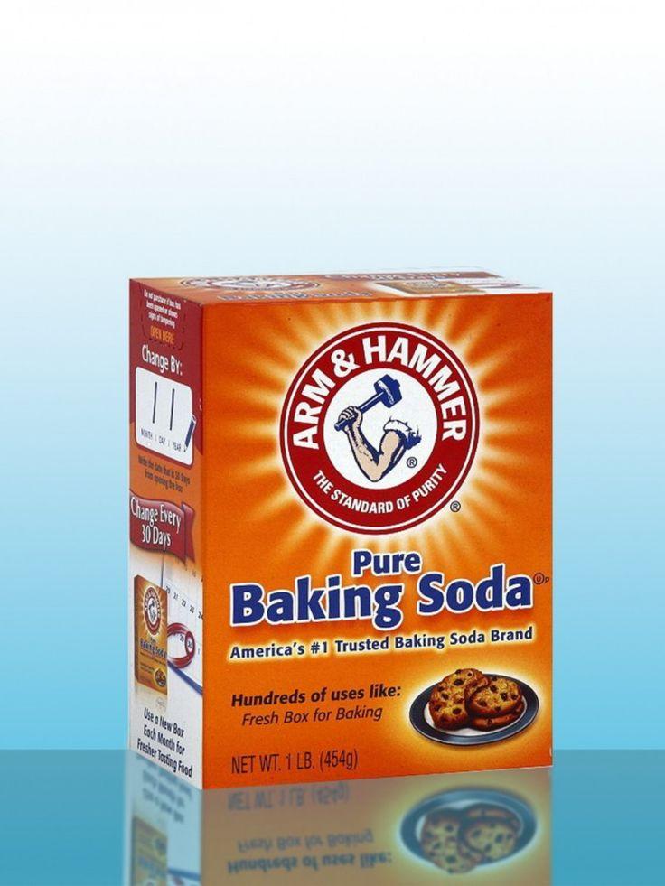 Baking soda en mineralen