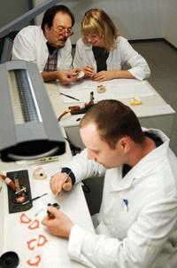Dentaltechnologie und Metallurgie (B.Sc.)     Hochschule Osnabrück  Die Hochschule Osnabrück ist der Pionier der akademischen Ausbildung im Bereich Dentaltechnologie. Als erste Hochschule in Deutschland hat sie einen eigenen Studiengang für den Dentaltechnik-Bereich mit zwei Fachrichtungen geschaffen: Dentaltechnologie und Metallurgie.