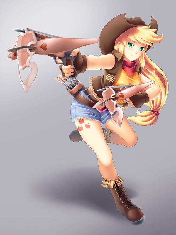 Applejack, Element of Honesty by maxwindy.deviantart.com on @deviantART