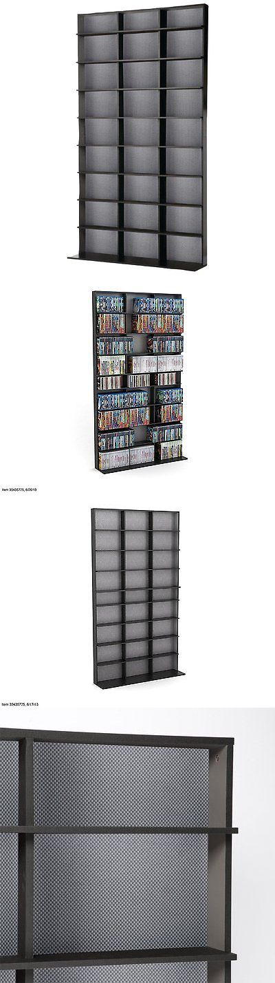 CD and Video Racks 22653: Multimedia Storage Cabinet Tower Rack Large Movie Dvd Cd Collection 9 Shelves -> BUY IT NOW ONLY: $71.97 on eBay!