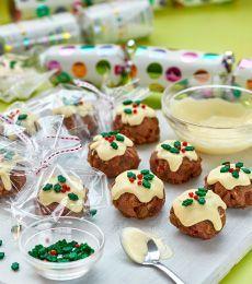 Cadbury Christmas Chocolate Fudge Puddings Recipe